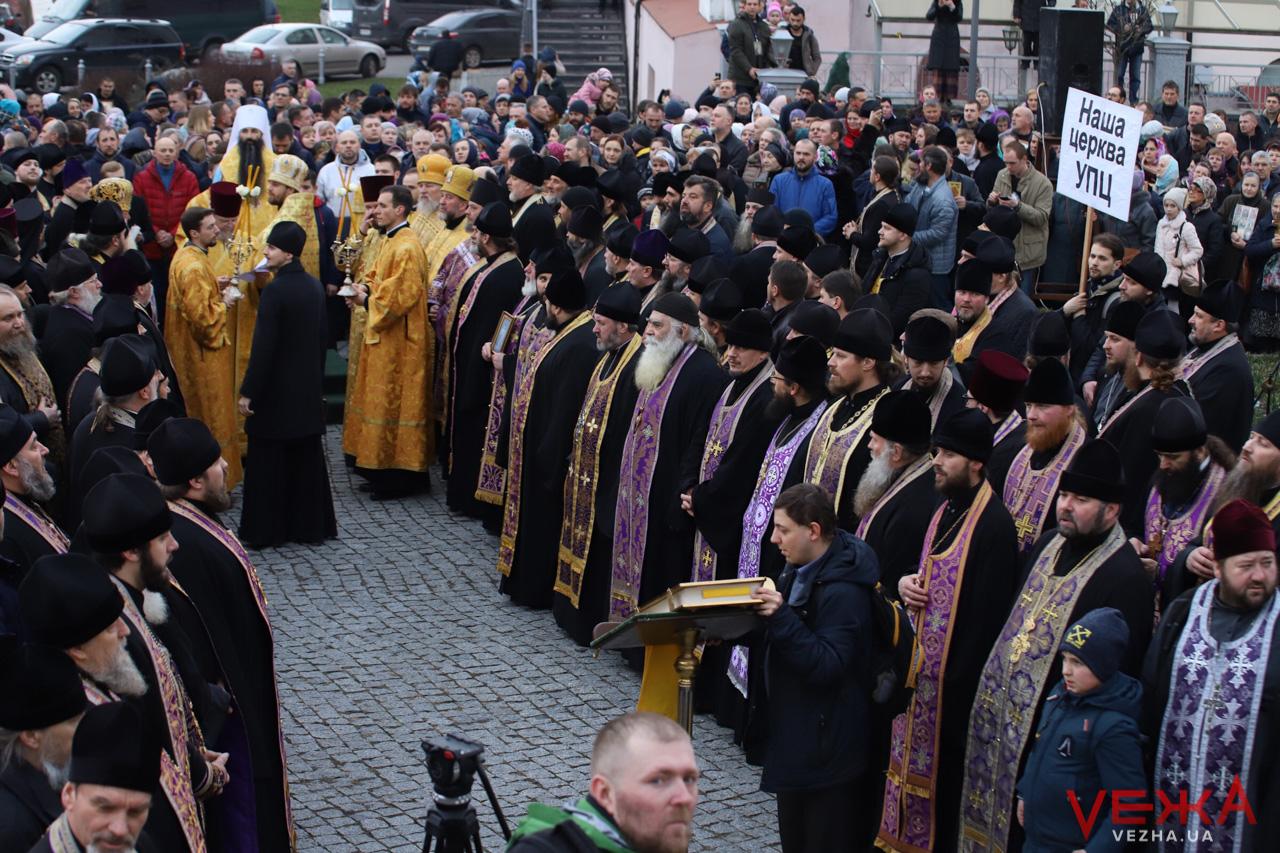 У Вінниці відбулась хресна хода УПЦ МП проти коронавірусу 12