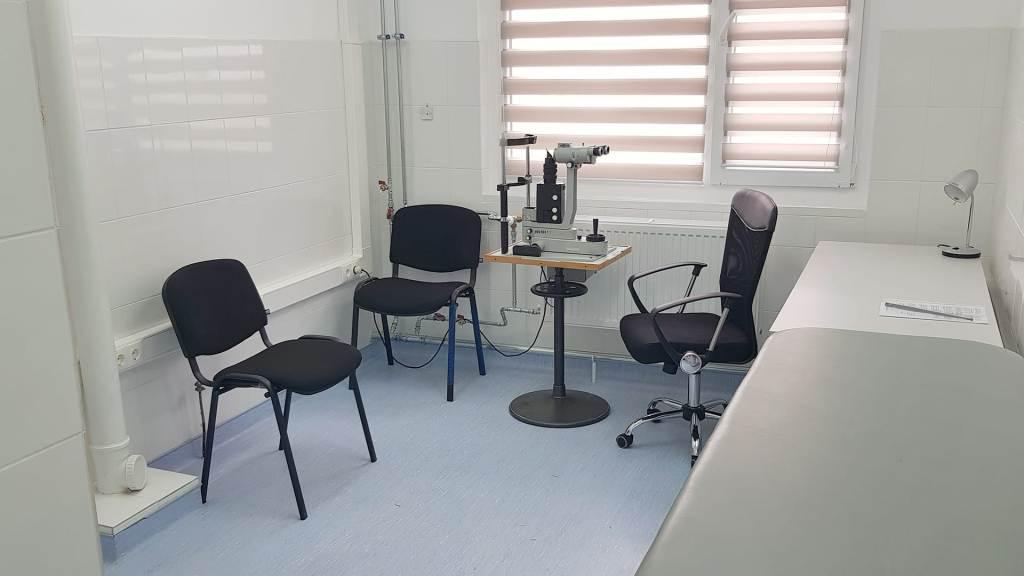 У Франківській ОКЛ показали відремонтоване приміщення відділення екстреної медичної допомоги 3