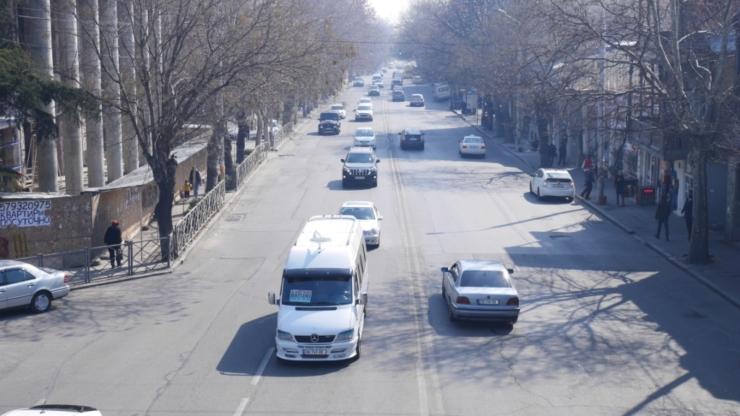 Тбілісі громадський транспорт UCG