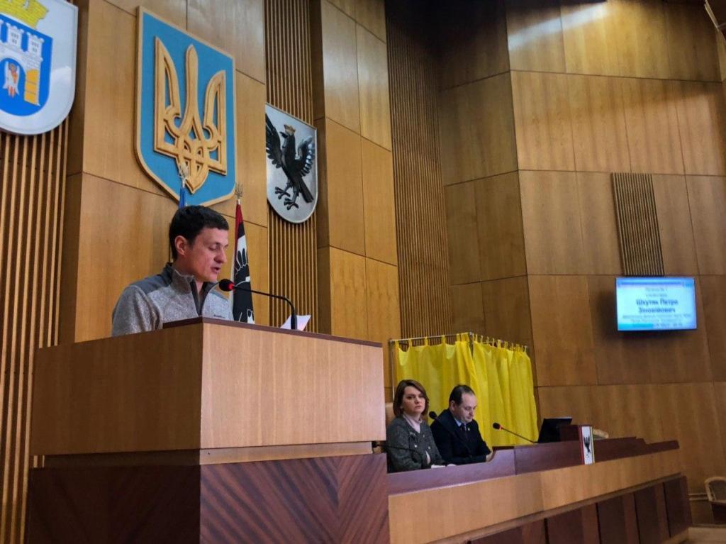 Франківські депутати просять президента, ВРУ та СБУ покарати Єрмака та Кучму за державну зраду 2