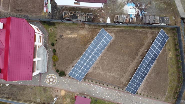 Сонячна електростанція від Еко Енергія