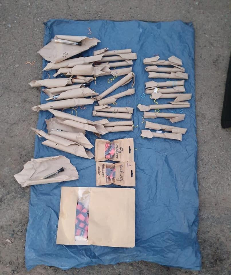 На Прикарпатті затримали злочинців, що продавали наркотики через інтернет 1