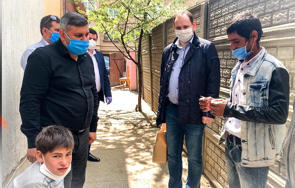 Після скандалу: Марцінків обіцяє ромам співпрацю і допомогу 2