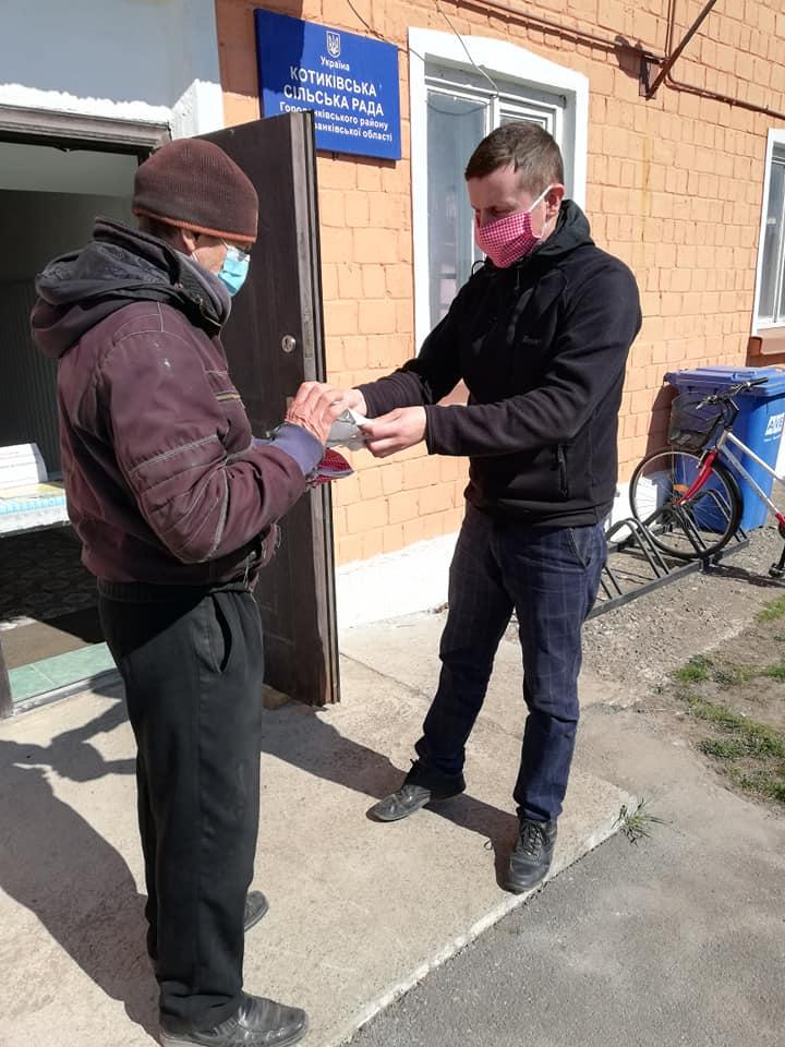 Спирт для сільського голови: на Городенківщині війт робить антисептик для свого села і навколишніх 4