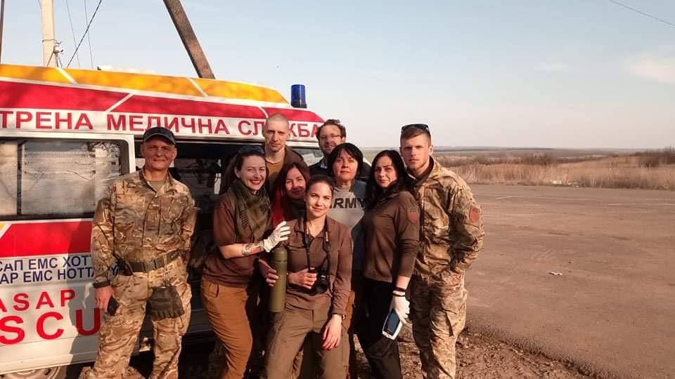 20-літній парамедик з Микуличина про карантин в зоні війни 4