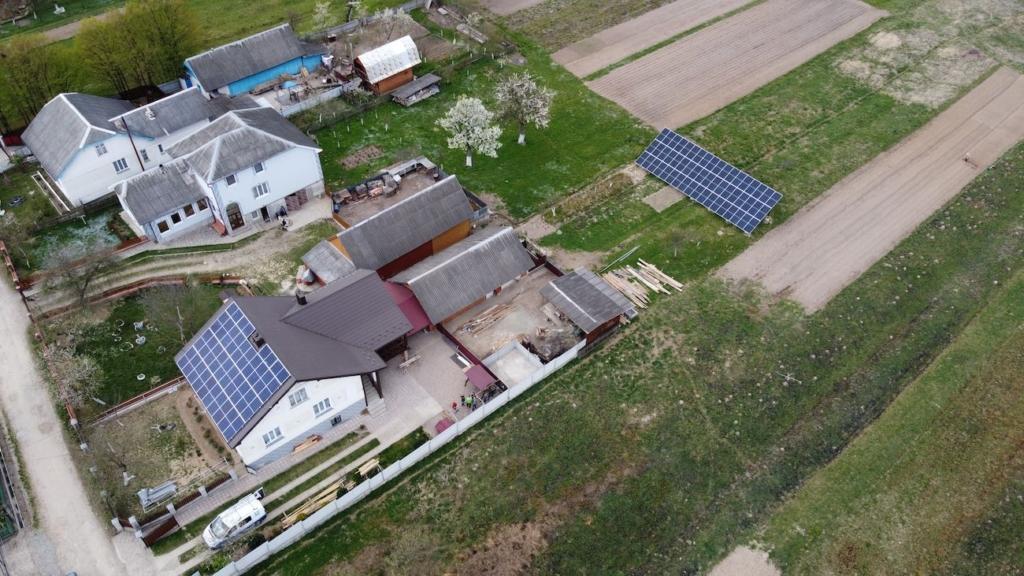 Замовити сонячну електростанцію для дому