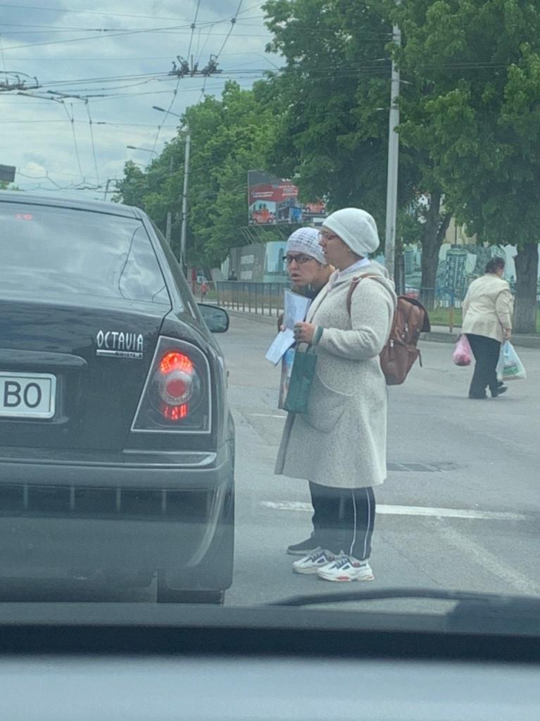 """Прохачки з Рахова назвали франківців """"жебраками"""" 1"""