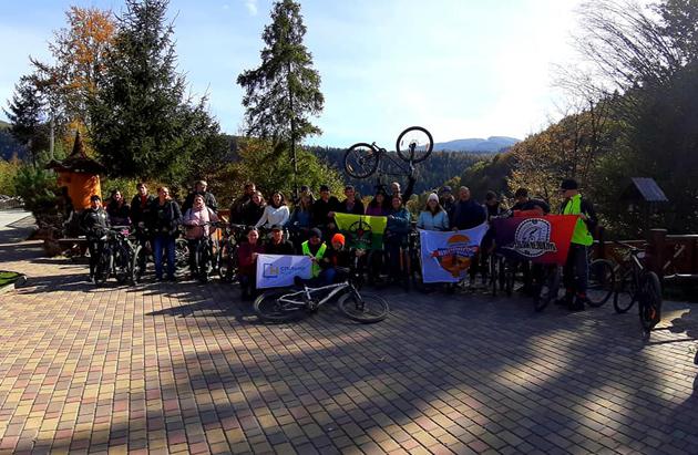 Велосипедом по Карпатах і до Дністра: кілька безпечних маршрутів в час епідемії 3