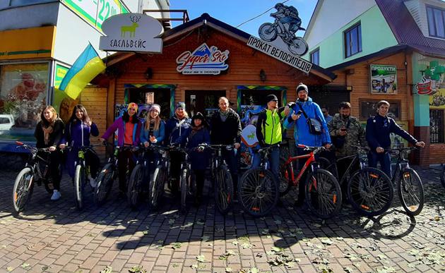 Велосипедом по Карпатах і до Дністра: кілька безпечних маршрутів в час епідемії 4