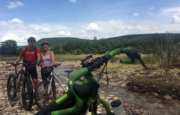 Велосипедом по Карпатах і до Дністра: кілька безпечних маршрутів в час епідемії 5