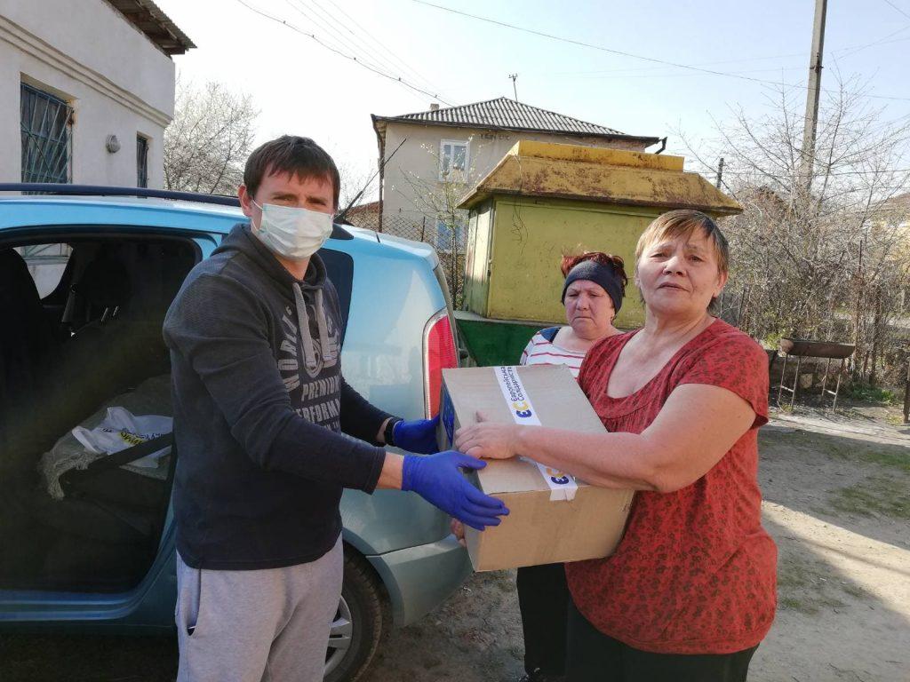 Команда ЄС і Фонд Порошенка витратили на боротьбу з COVID-19 та підтримку малозабезпечених у Франківській області понад 4 млн гривень 3