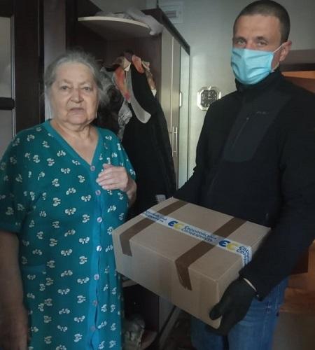 Команда ЄС і Фонд Порошенка витратили на боротьбу з COVID-19 та підтримку малозабезпечених у Франківській області понад 4 млн гривень 8