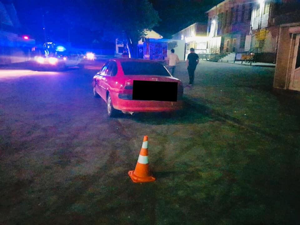 На Франківщині у ДТП травмувалися мотоцикліст та пішохід 4