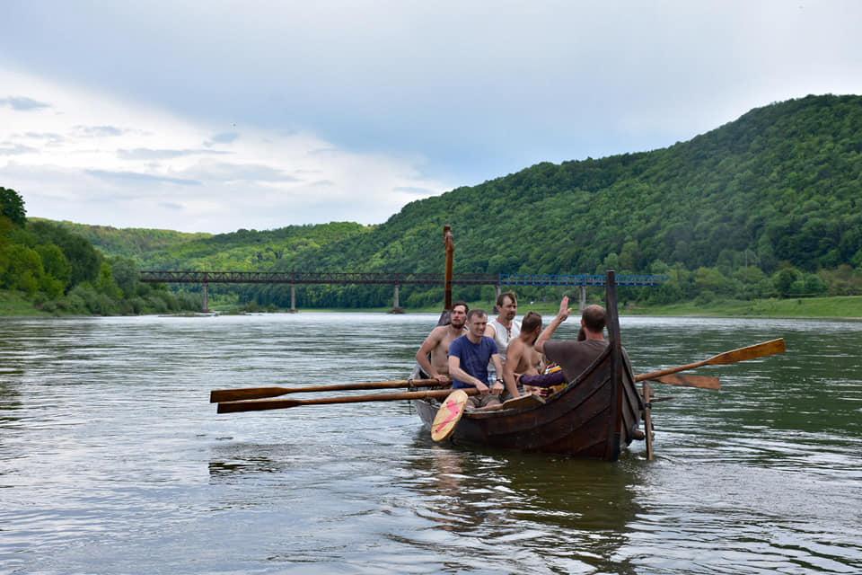 З дракаром відкриють туристичний сезон у Дністровському каньйоні 8