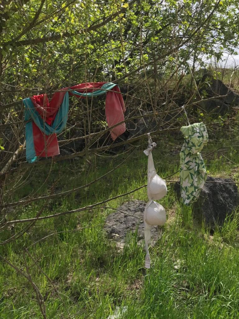 В селі на Рогатинщині люди борються зі стихійними смітниками, а влада скидає відходи в кар'єр 8