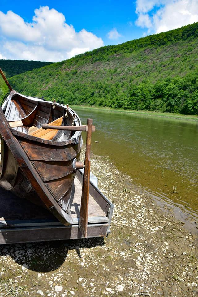 З дракаром відкриють туристичний сезон у Дністровському каньйоні 4