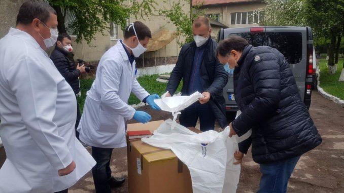Команда ЄС і Фонд Порошенка витратили на боротьбу з COVID-19 та підтримку малозабезпечених у Франківській області понад 4 млн гривень 12