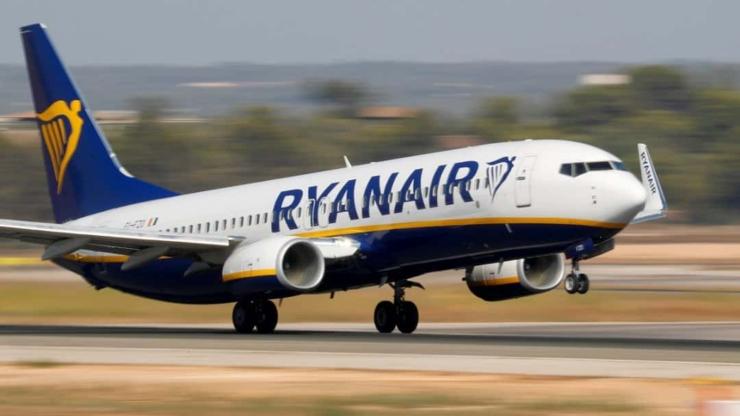 Ryanair Kurs