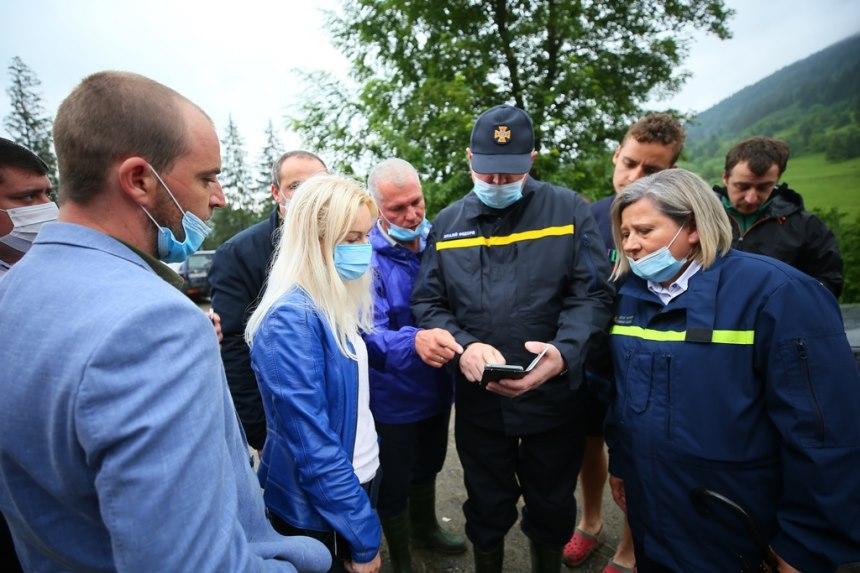 Олена Вінтоняк звернулася до уряду