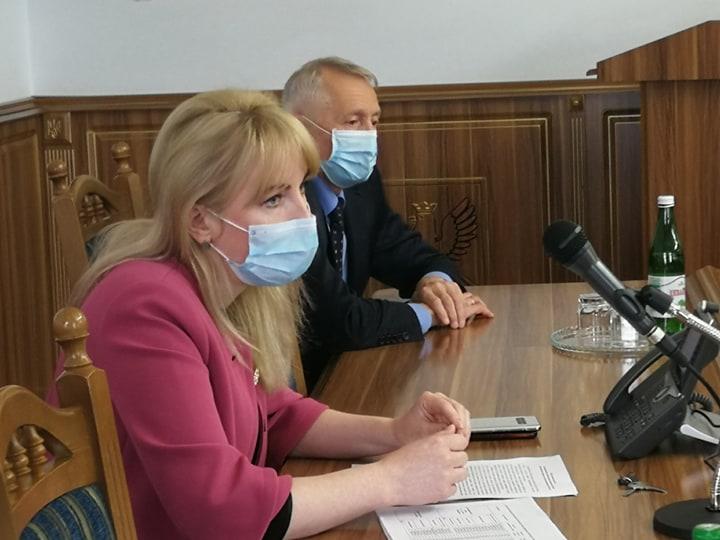В ОДА приїхала делегація з Богородчан - вимагають приєднання до Франківського району 4