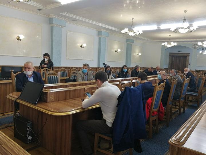 В ОДА приїхала делегація з Богородчан - вимагають приєднання до Франківського району 2