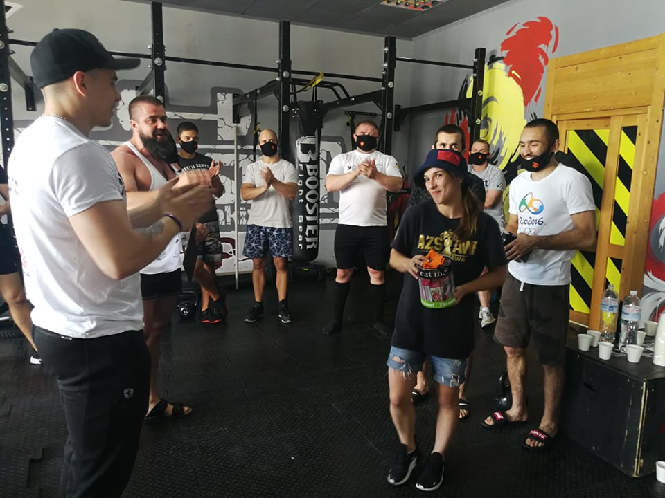 """За ініціативи молодіжки """"Голосу"""" в Івано-Франківську відбулися спортивні змагання до Дня молоді 2"""