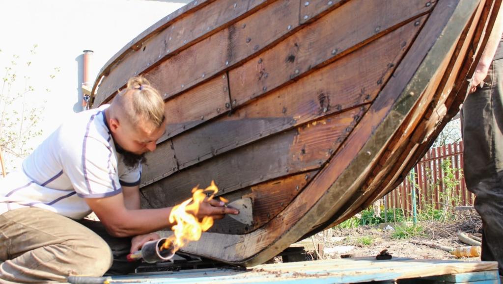 Франківські реконструктори відтворять середньовічний сплав Дністром 4