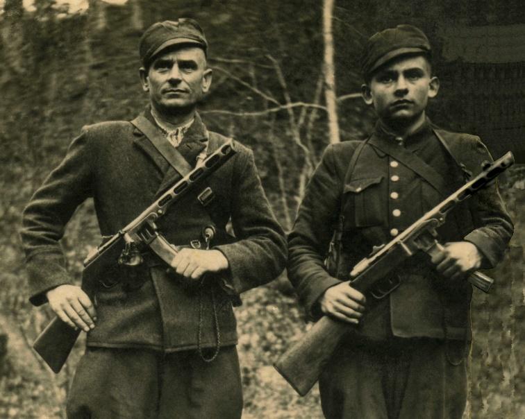 На Коломийщині вшанували пам'ять повстанців, які загинули в 1952-му від рук місцевого зрадника 3
