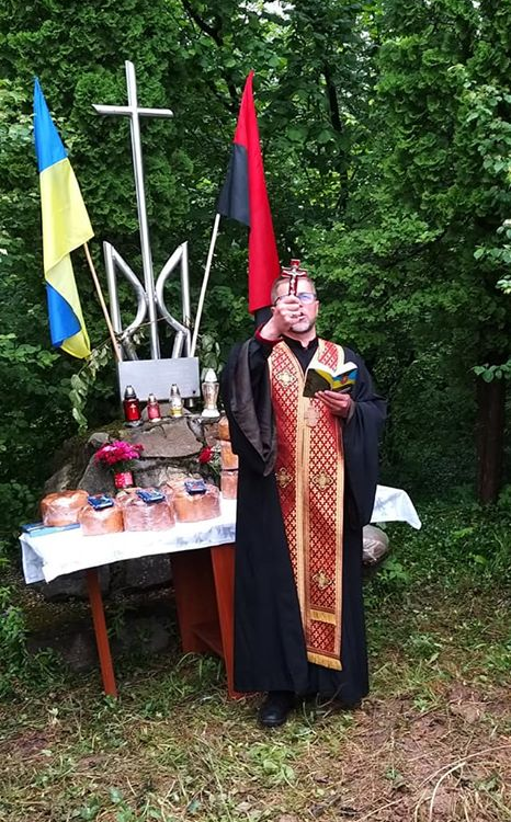 На Коломийщині вшанували пам'ять повстанців, які загинули в 1952-му від рук місцевого зрадника 2