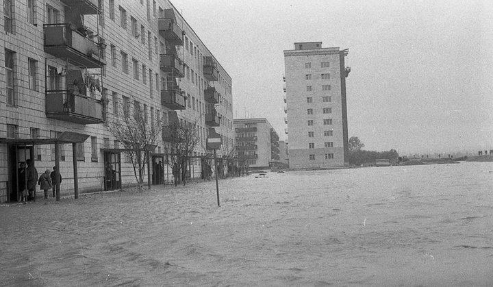 Франківцям нагадали, якою була повінь 1969 року. ФОТО, ВІДЕО 2