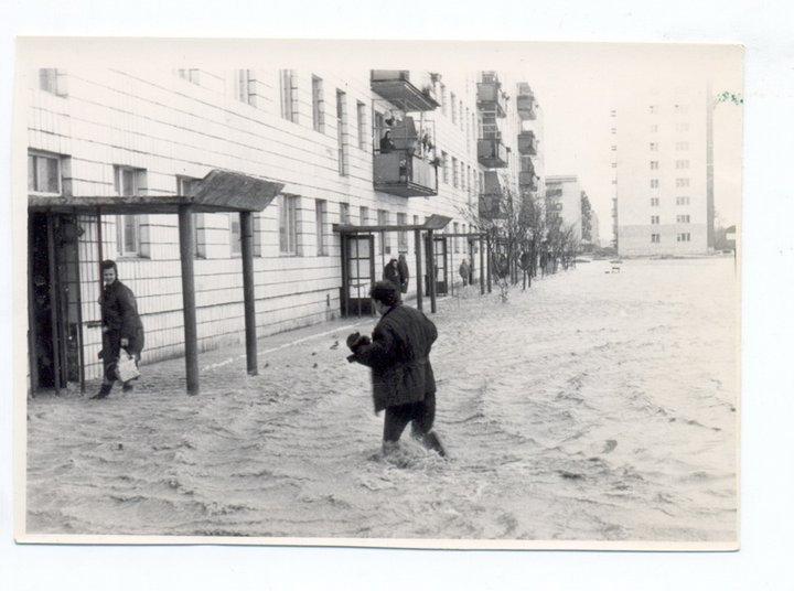 Франківцям нагадали, якою була повінь 1969 року. ФОТО, ВІДЕО 4