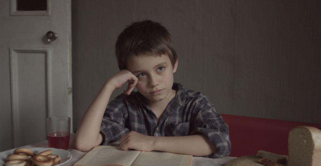 Кадр з тизеру фільму Ірини Цілик Я і Фелікс