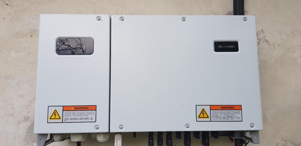 Сонячну електростанцію для дому потужністю 26 кВт встановлено у Вікторові 6