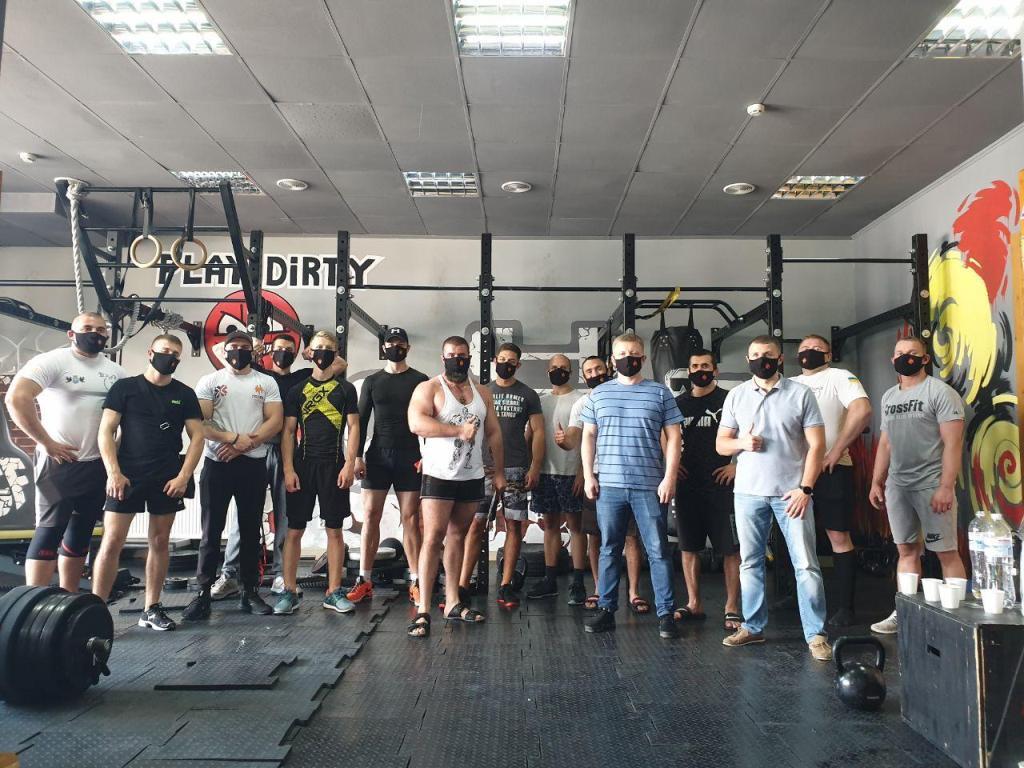 """За ініціативи молодіжки """"Голосу"""" в Івано-Франківську відбулися спортивні змагання до Дня молоді 3"""