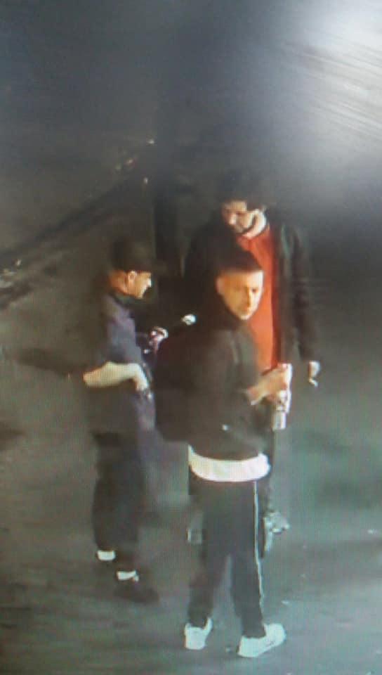 Поліція розшукує молодиків, які на Незалежності пограбували франківця 2