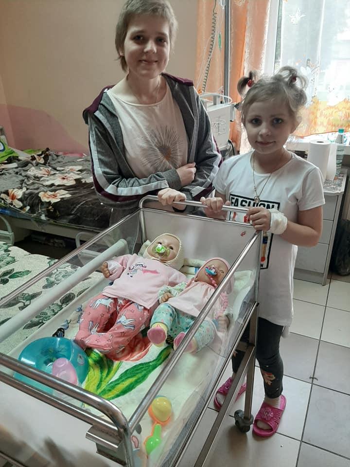 17-й день хіміотерапії: Анюті Приймич потрібна допомога на лікування 4