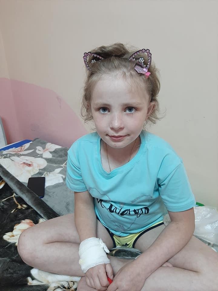 17-й день хіміотерапії: Анюті Приймич потрібна допомога на лікування 2