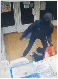 Калуська поліція розшукує свідків пограбування магазину у квітні 2