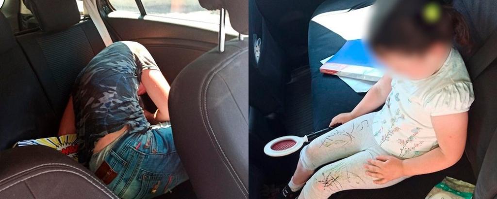 У Франківську затримали п'яного водія - в машині була 4-річна донька 4