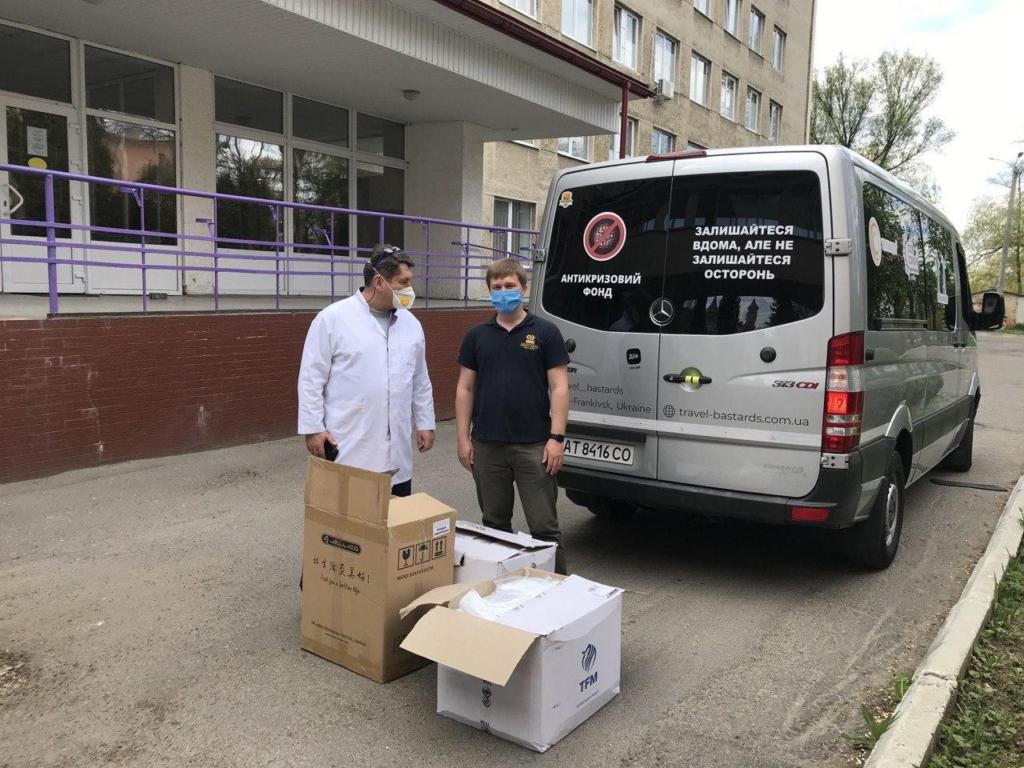 Антикризовий фонд допомагає франківським медикам боротися з коронавірусом