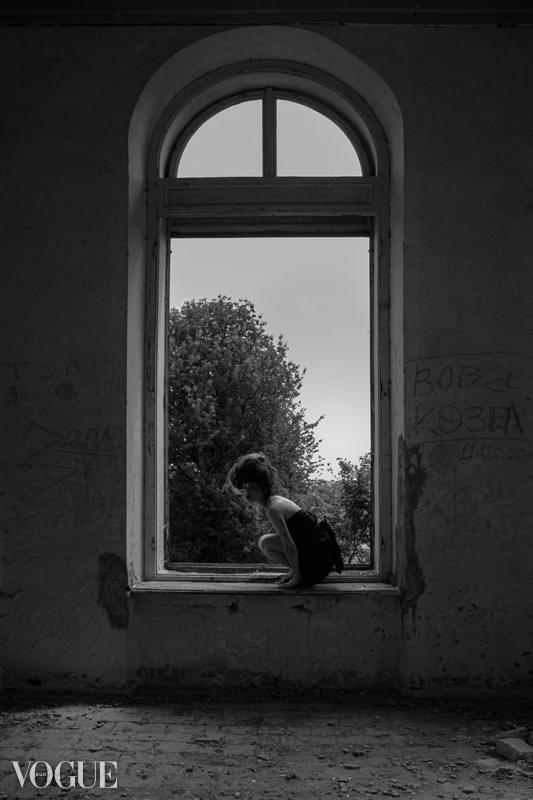 Світлину франківської фотографині опублікував італійський VOGUE 2