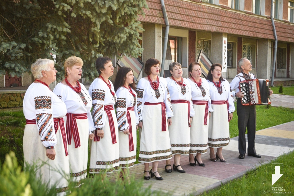 У Вигоді онлайн відбувся фестиваль бойківської культури 4