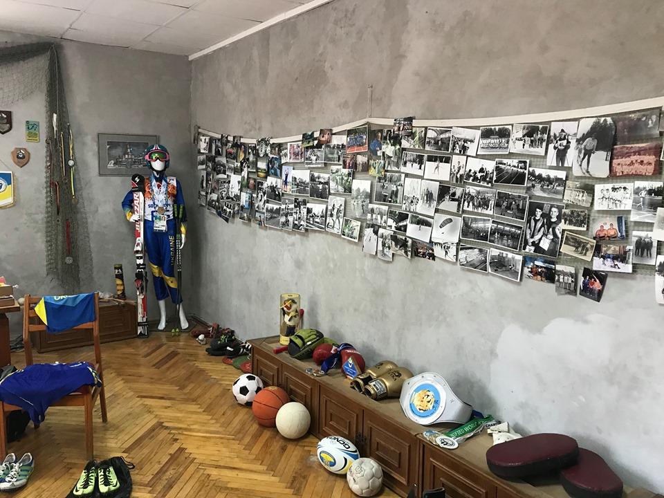У Франківську відкрили єдиний в Україні музей спорту 3