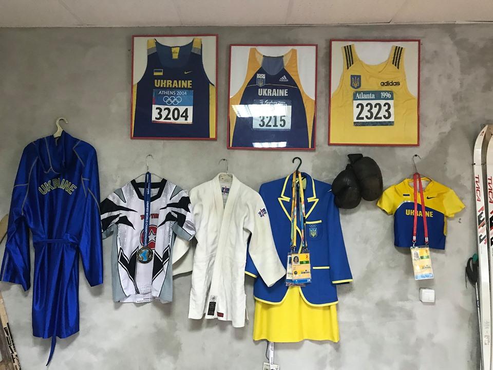 У Франківську відкрили єдиний в Україні музей спорту 4