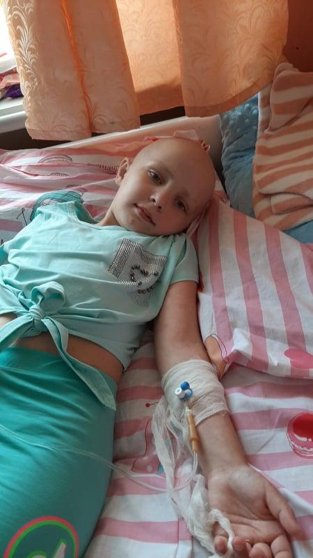 Анюта хоче жити: мама онкохворої дитини благає про допомогу 2