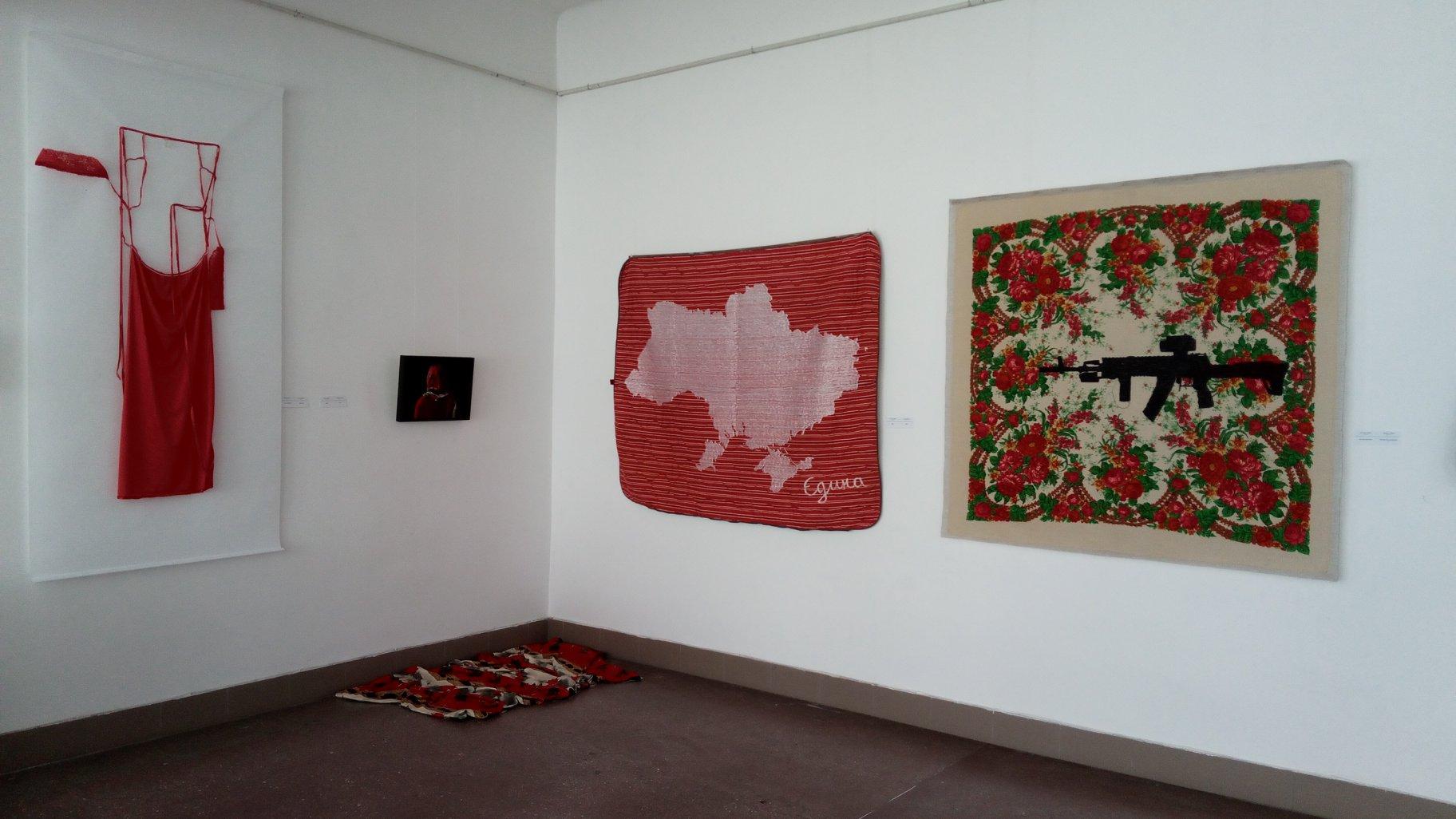 """На бієнале текстилю """"Скіфія 13"""" до Франківська зголосилися художники з понад 30 країн 8"""