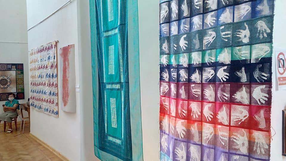 """На бієнале текстилю """"Скіфія 13"""" до Франківська зголосилися художники з понад 30 країн 16"""