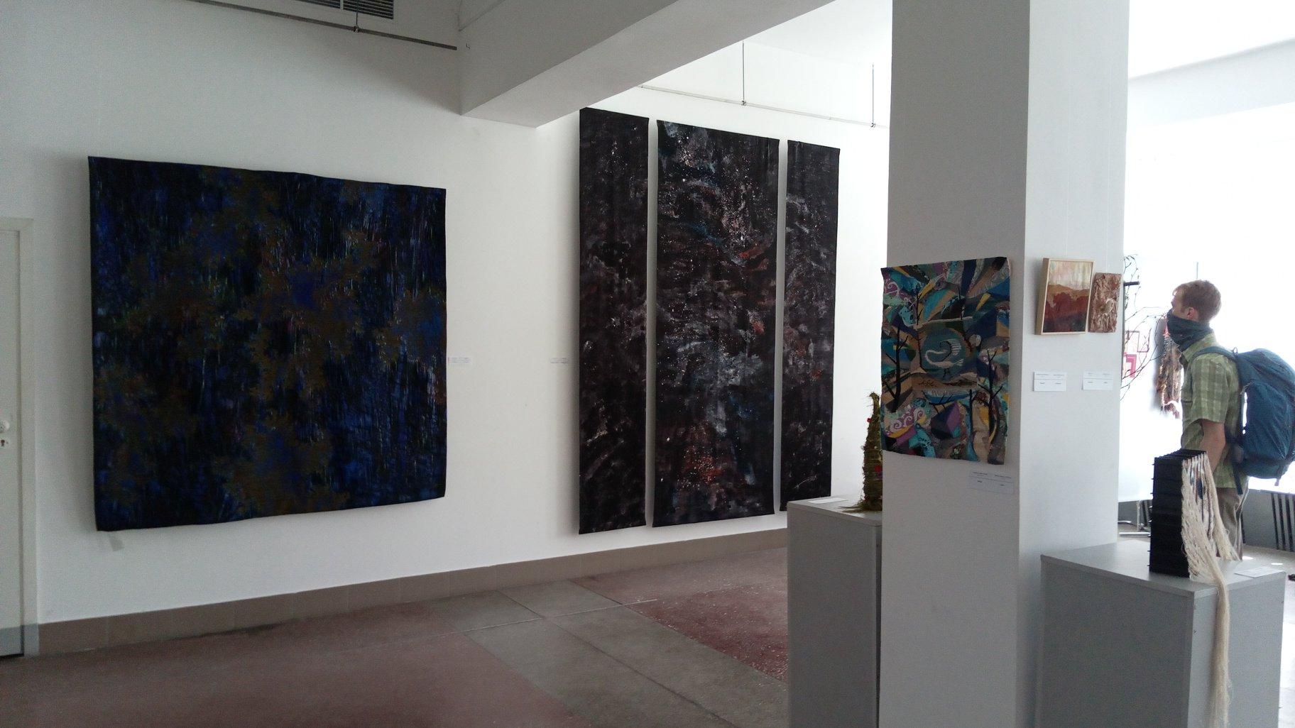 """На бієнале текстилю """"Скіфія 13"""" до Франківська зголосилися художники з понад 30 країн 10"""