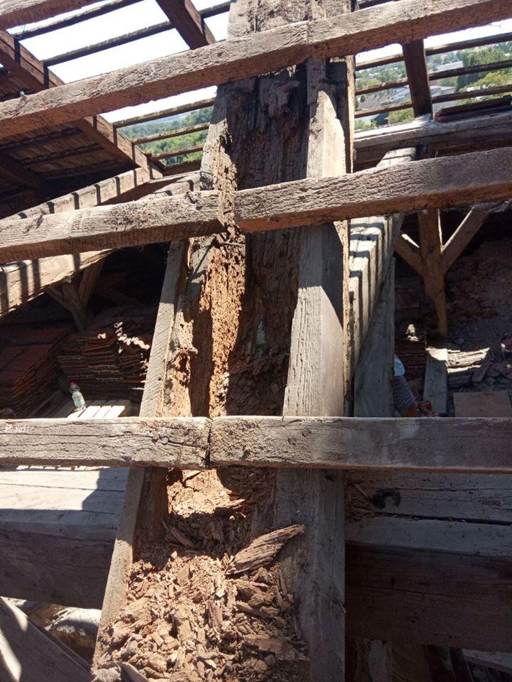 У Городенці розсипається монастирський корпус  костелу – збирають гроші на термінову реконструкцію 2