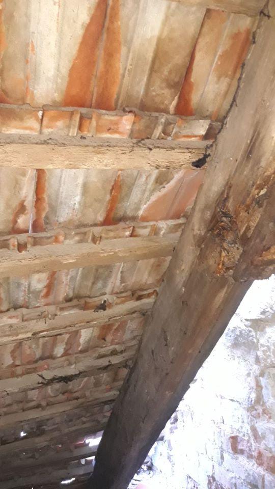 У Городенці розсипається монастирський корпус  костелу – збирають гроші на термінову реконструкцію 1